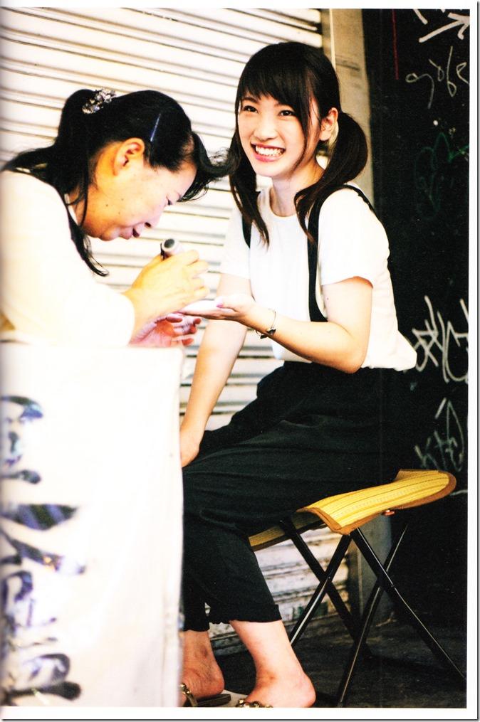 Kawaei Rina First Photo & Essay Book Kore Kara (88)