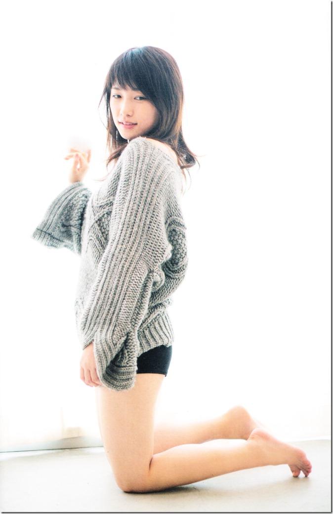 Kawaei Rina First Photo & Essay Book Kore Kara (8)