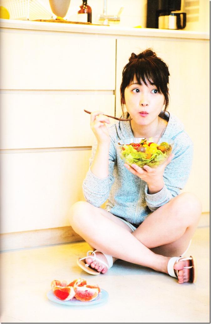 Kawaei Rina First Photo & Essay Book Kore Kara (98)