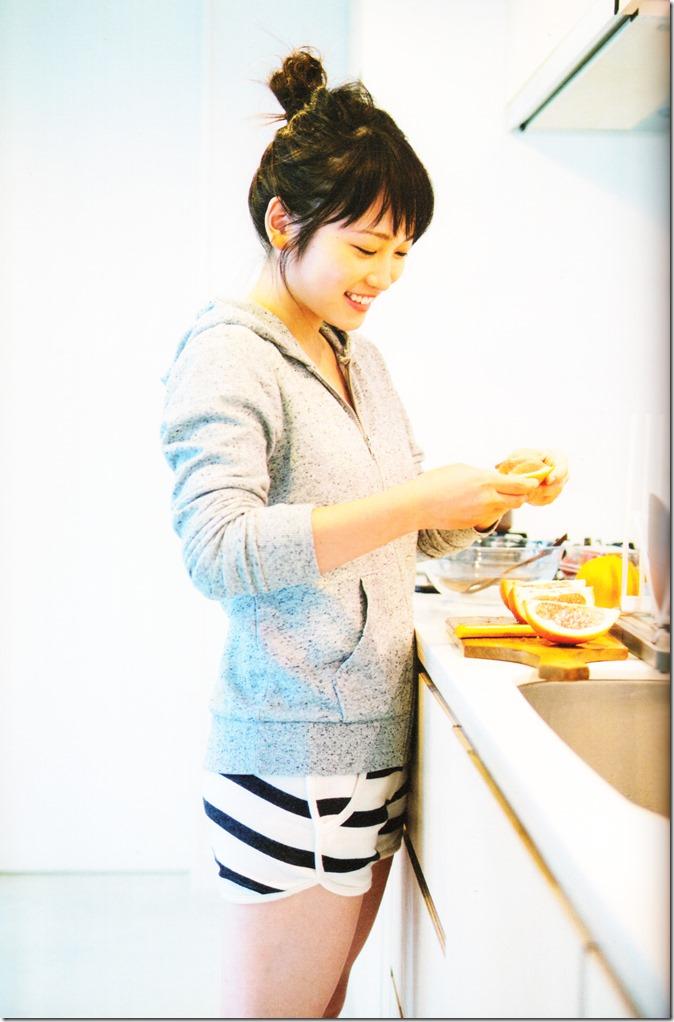 Kawaei Rina First Photo & Essay Book Kore Kara (99)