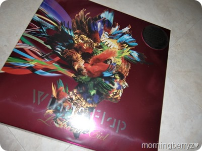 L'arc~en~ciel Wings Flap LE CD, Blu-ray & Photo book!