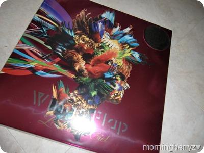 L'arc~en~ciel Wings Flap LE CD, Blu-ray & Photo book!