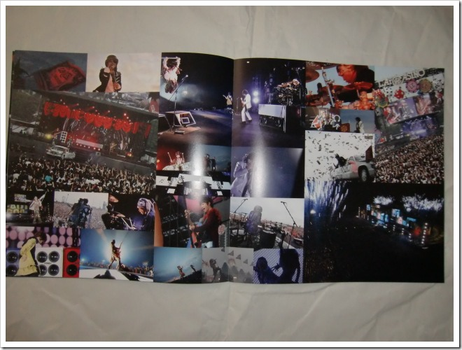 L'arc~en~ciel Wings Flap CD plus Bluray plus Book edition (12)