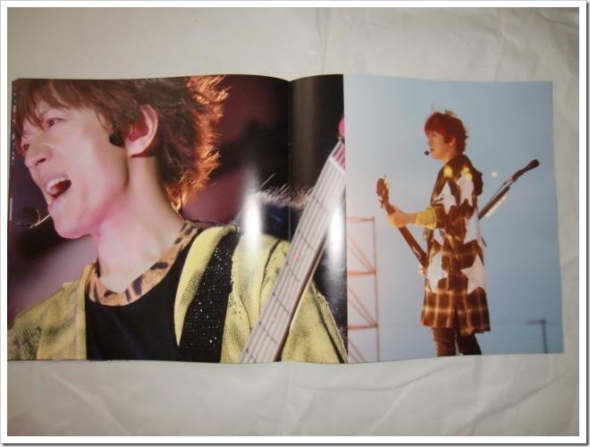 L'arc~en~ciel Wings Flap CD plus Bluray plus Book edition (15)