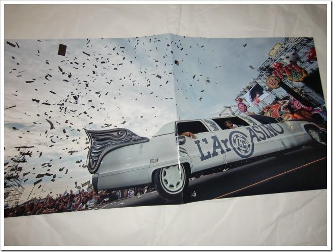 L'arc~en~ciel Wings Flap CD plus Bluray plus Book edition (6)