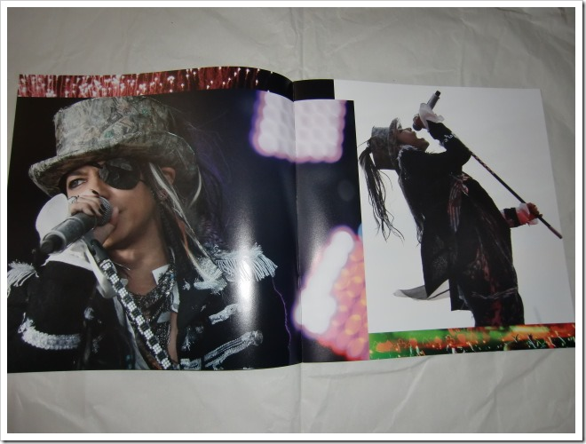 L'arc~en~ciel Wings Flap CD plus Bluray plus Book edition (7)