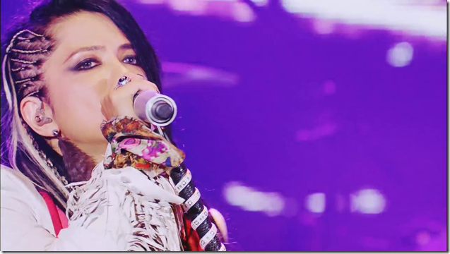 L'arc~en~ciel Wings Flap live (11)