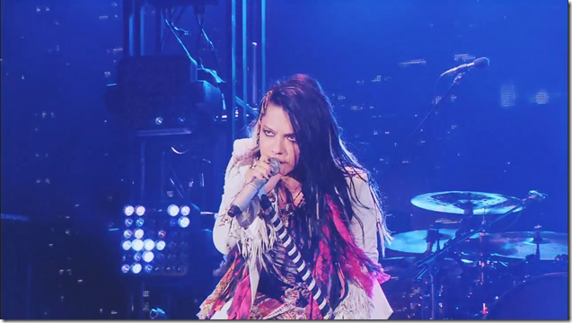 L'arc~en~ciel Wings Flap live (16)