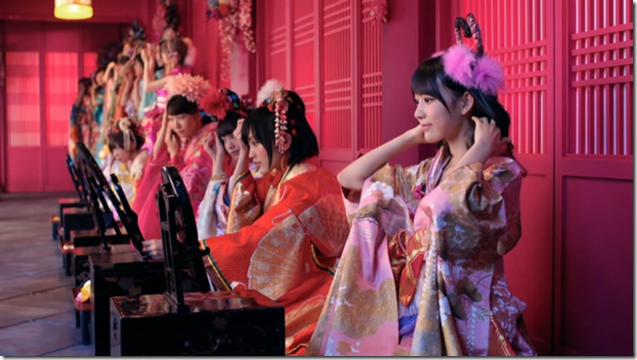 AKB48 in Kimi wa melody.. (14)