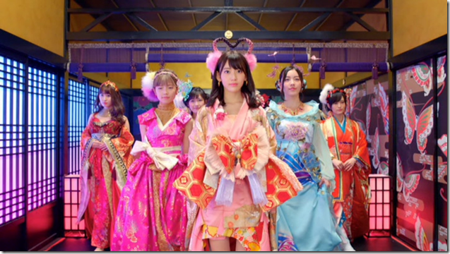 AKB48 in Kimi wa melody.. (77)