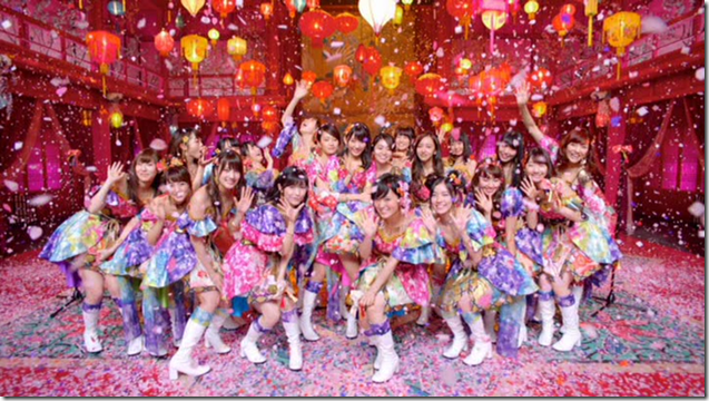 AKB48 in Kimi wa melody.. (84)