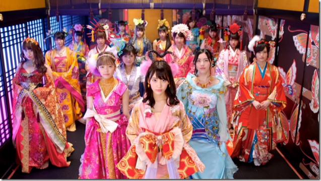 AKB48 in Kimi wa melody.. (85)