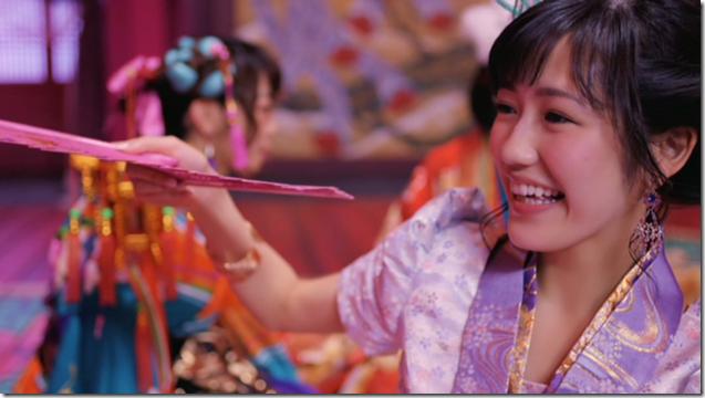 AKB48 in Kimi wa melody.. (9)