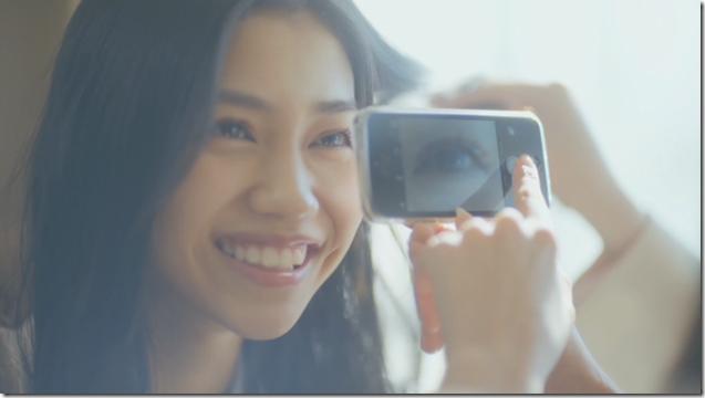 AKB48 Jisedai senbatsu in LA LA LA Message.. (12)