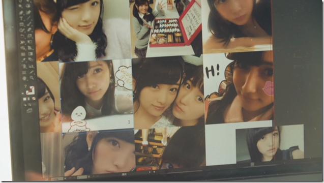 AKB48 Jisedai senbatsu in LA LA LA Message.. (18)