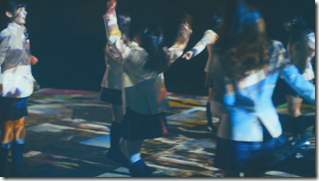 AKB48 Jisedai senbatsu in LA LA LA Message.. (19)