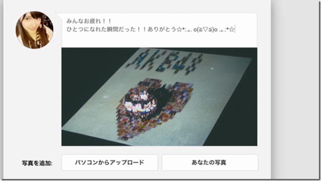 AKB48 Jisedai senbatsu in LA LA LA Message.. (27)
