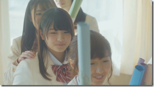 AKB48 Jisedai senbatsu in LA LA LA Message.. (6)
