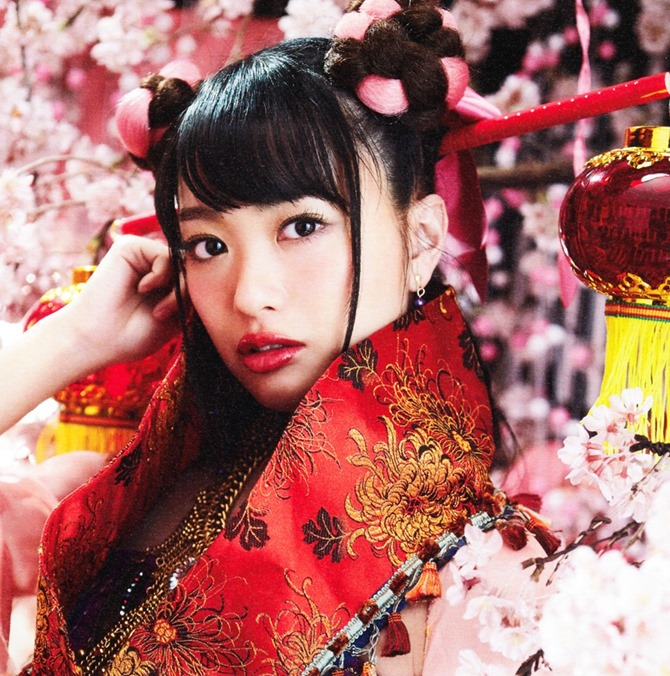 AKB48 Kimi wa melody jacket booklet scans (26)