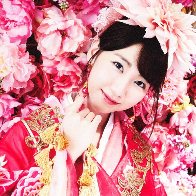 AKB48 Kimi wa melody jacket booklet scans (27)