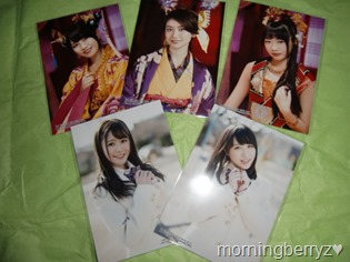 AKB48 Kimi wa melody randomly inserted photos