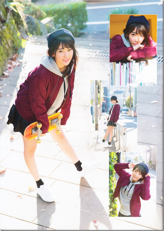 Entame February 2016 issue FT. covergirl Miyawaki Sakura (10)