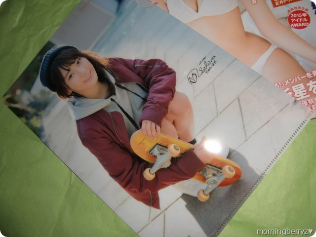 Entame February 2016 issue FT. covergirl Miyawaki Sakura (3)