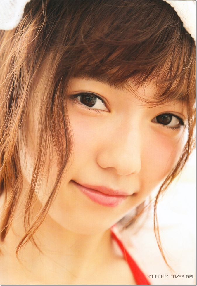 ENTAME July 2015 Feat. covergirl Paruru (2)