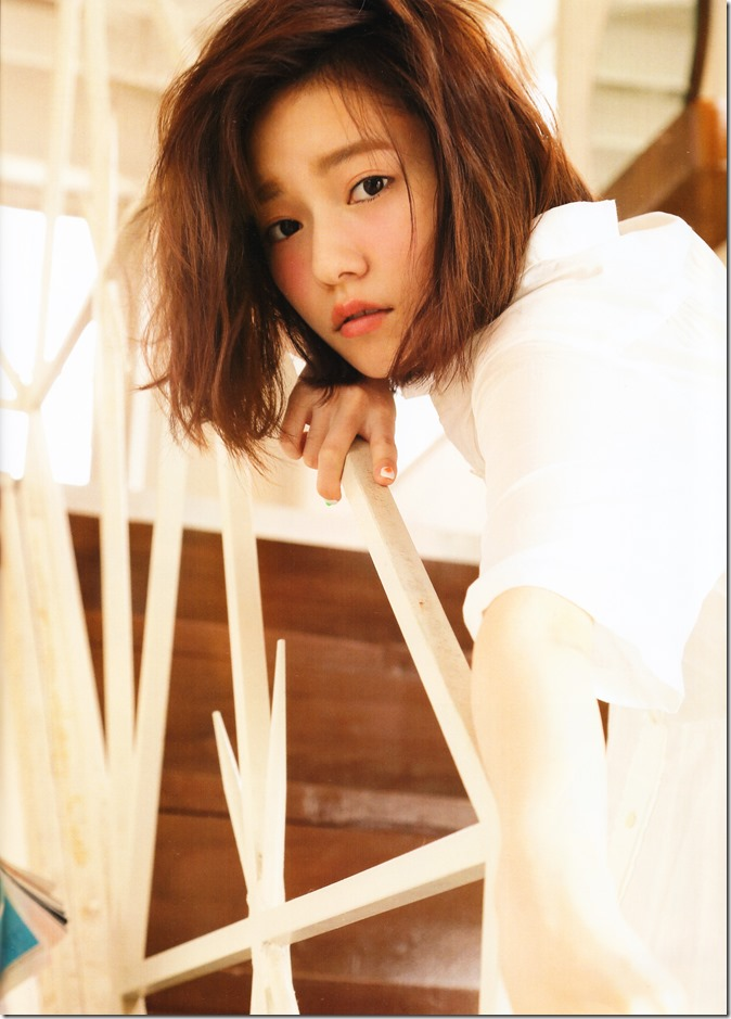 ENTAME July 2015 Feat. covergirl Paruru (5)