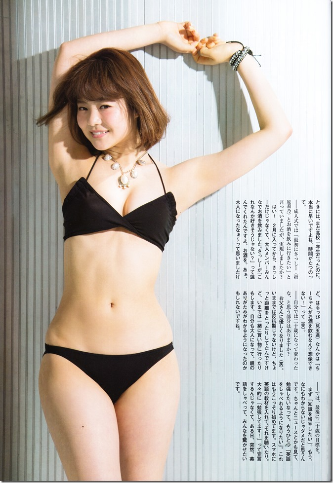 FLASH March 30th, 2016 issue Feat. Paruru (41)