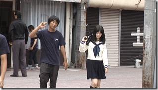 Hashimoto Kanna in Sailor fuku to kikanjuu.. (12)