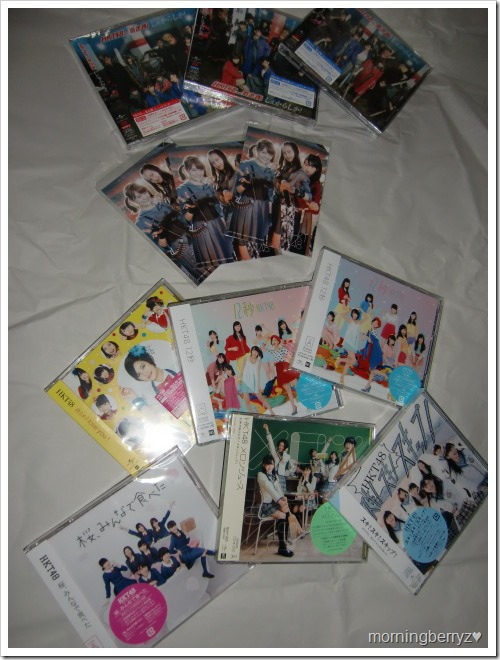 HKT48 discography...
