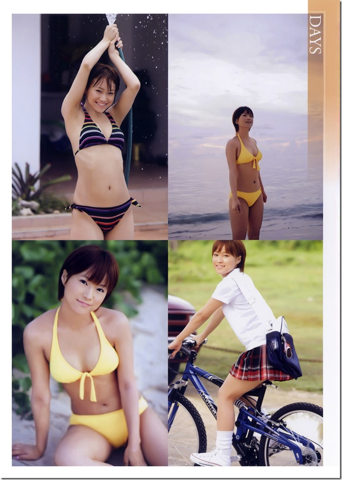 Kamei Eri THANKS shashinshuu (10)