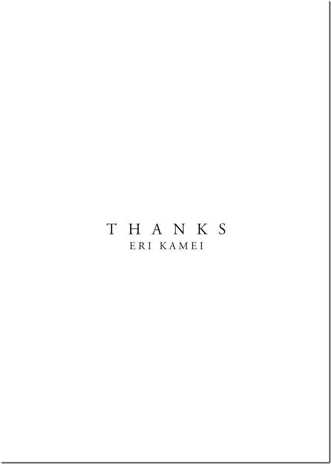Kamei Eri THANKS shashinshuu (1)