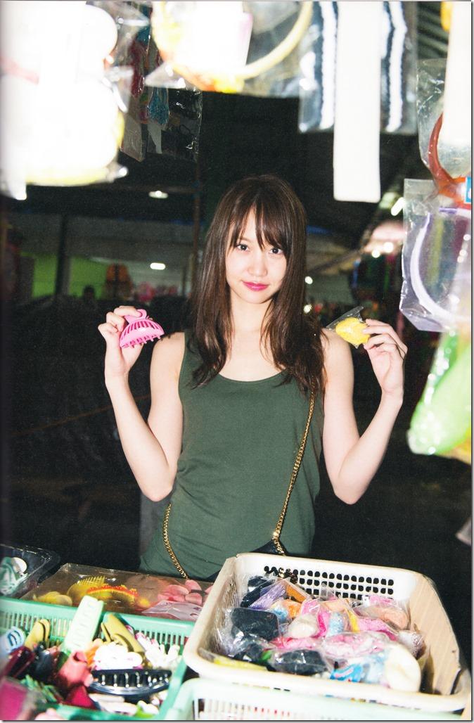 Nagao Mariya Utsukushii saibou shashinshuu (120)