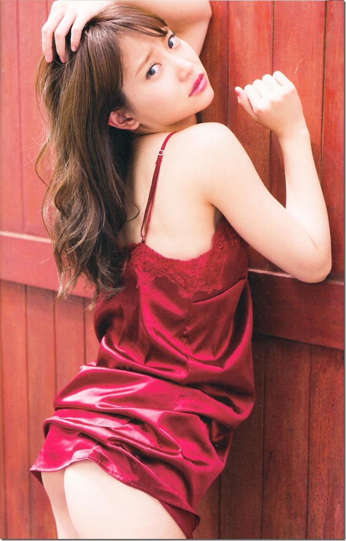 Nagao Mariya Utsukushii saibou shashinshuu (58)