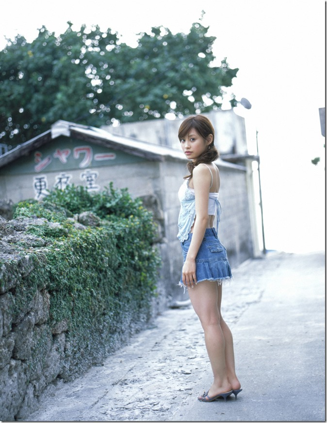 Takahashi Ai H!P Digital Photo Book #28 (20)