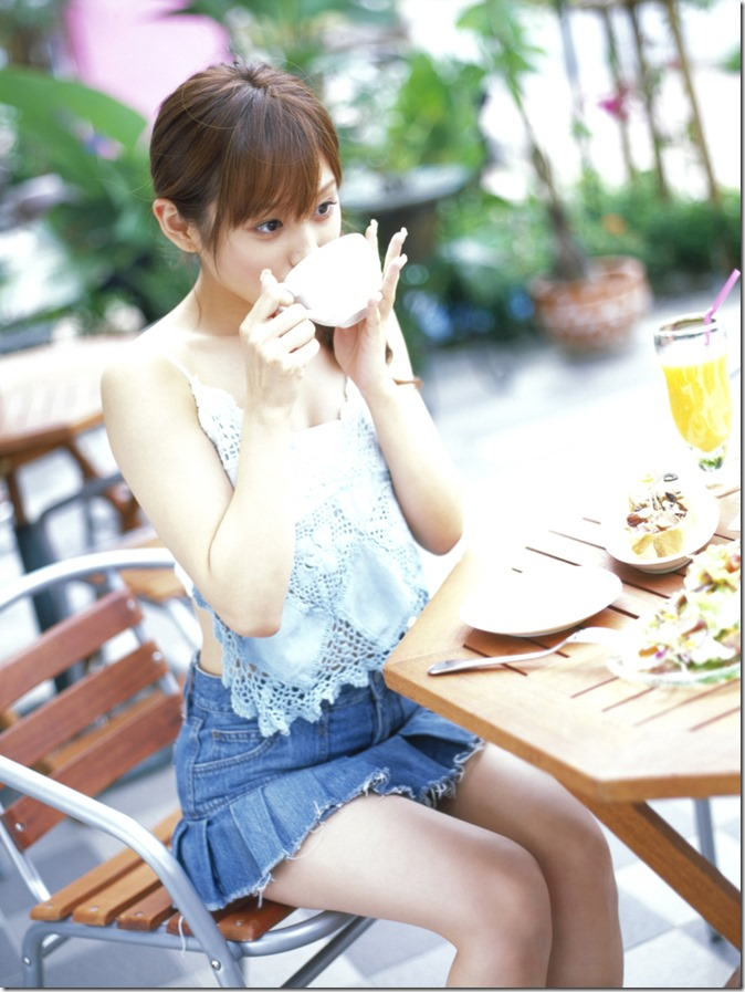 Takahashi Ai H!P Digital Photo Book #28 (8)