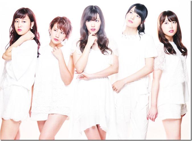 C-ute Arigatou ~mugen no yell~ & Arashi wo okosunda Exciting Fight! LE inner jacket scans (2)