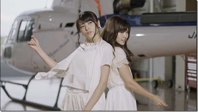 C-ute in Arashi wo okosunda Exciting Fight! (14)