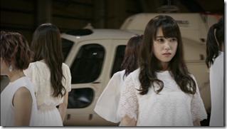 C-ute in Arashi wo okosunda Exciting Fight! (8)