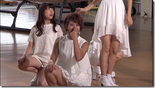 C-ute in Arashi wo okosunda Exciting Fight! making of.. (10)