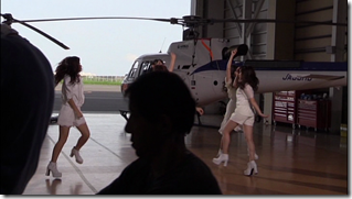 C-ute in Arashi wo okosunda Exciting Fight! making of.. (11)