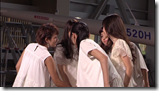 C-ute in Arashi wo okosunda Exciting Fight! making of.. (12)