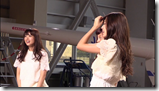C-ute in Arashi wo okosunda Exciting Fight! making of.. (13)