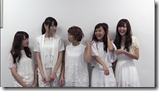 C-ute in Arashi wo okosunda Exciting Fight! making of.. (15)