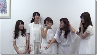 C-ute in Arashi wo okosunda Exciting Fight! making of.. (21)