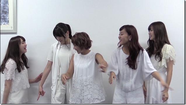 C-ute in Arashi wo okosunda Exciting Fight! making of.. (23)