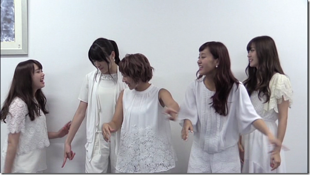 C-ute in Arashi wo okosunda Exciting Fight! making of.. (23)