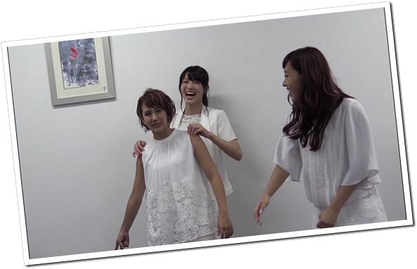 C-ute in Arashi wo okosunda Exciting Fight! making of.. (24)